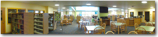Brewer Community School Library
